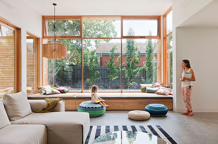 Bright And Airy Extension To A California Bungalow | DigsDigs