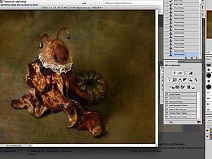 Создание атмосферы фотографии: накладываем текстуру - Ярмарка Мастеров - ручная работа, handmade