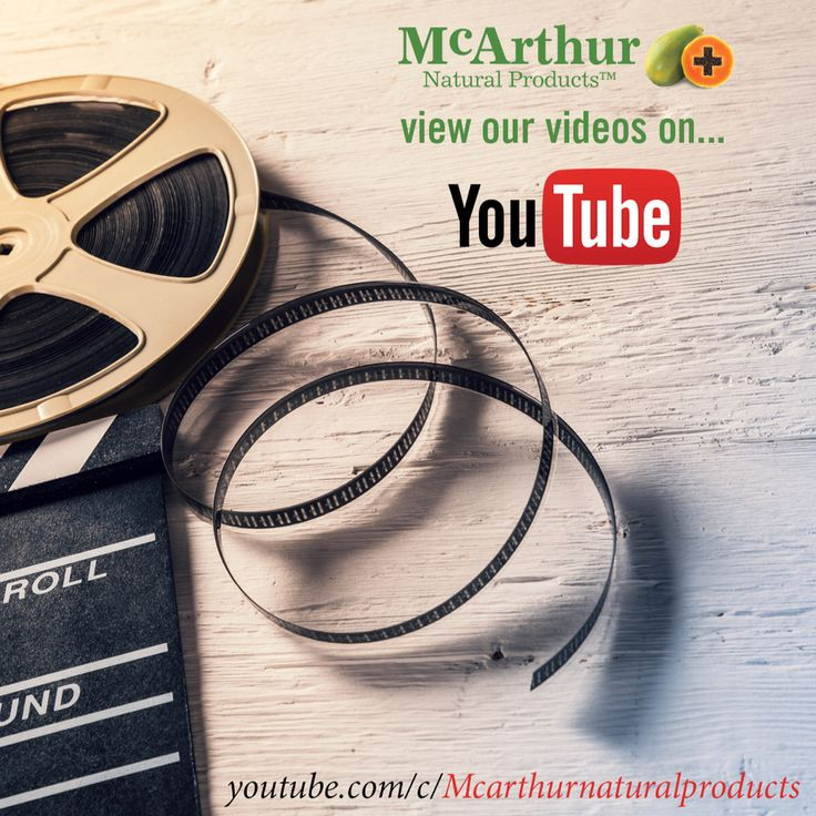 Follow McArthur Skincare on YouTube and watch our videos to find out more about the company, key points of difference and product information. http://www.youtube.com/c/Mcarthurnaturalproducts