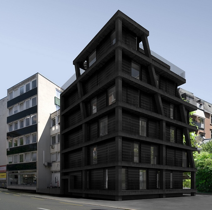 27 best images about valerio olgiati on pinterest finals for Architecture zurich