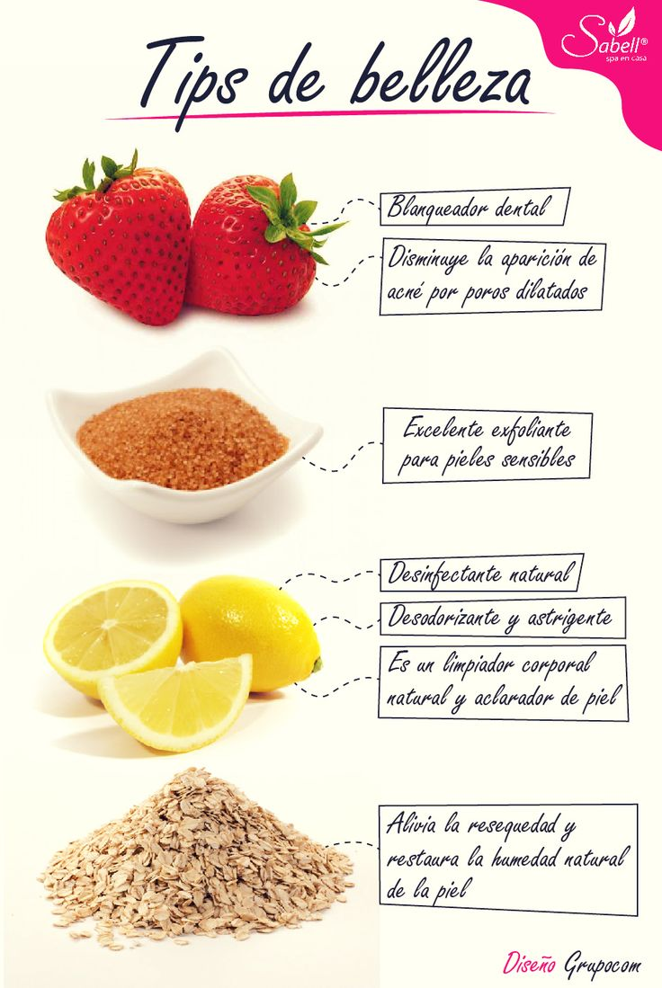 Tips para sacarle el máximo provecho a algunos alimentos para el mantenimiento de tu cuerpo.