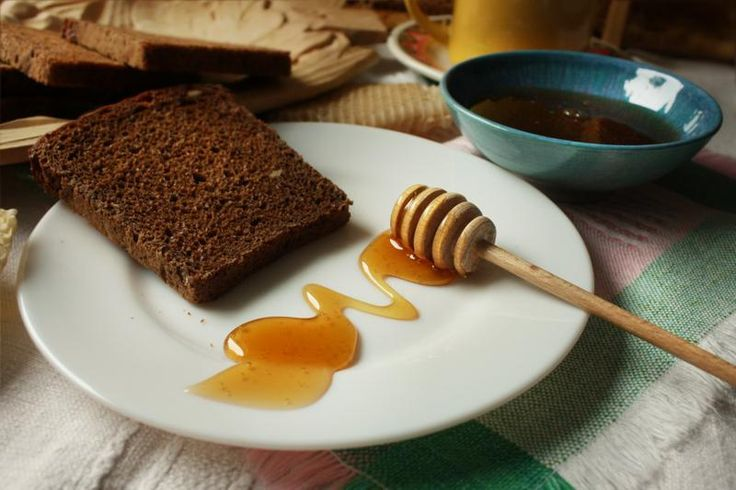 Produkt Miód gryczano-malinowy - zdrowa żywność blisko Ciebie