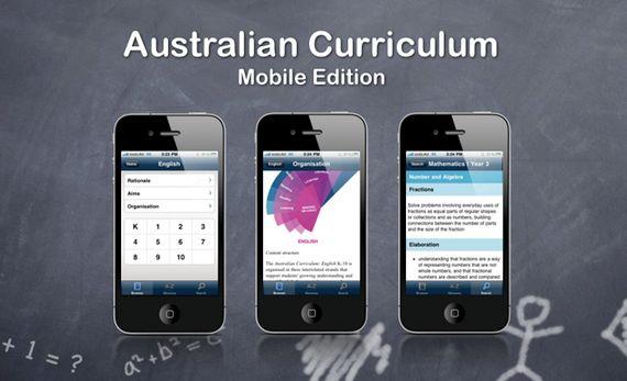 Australian-Curriculum-iPhone-App