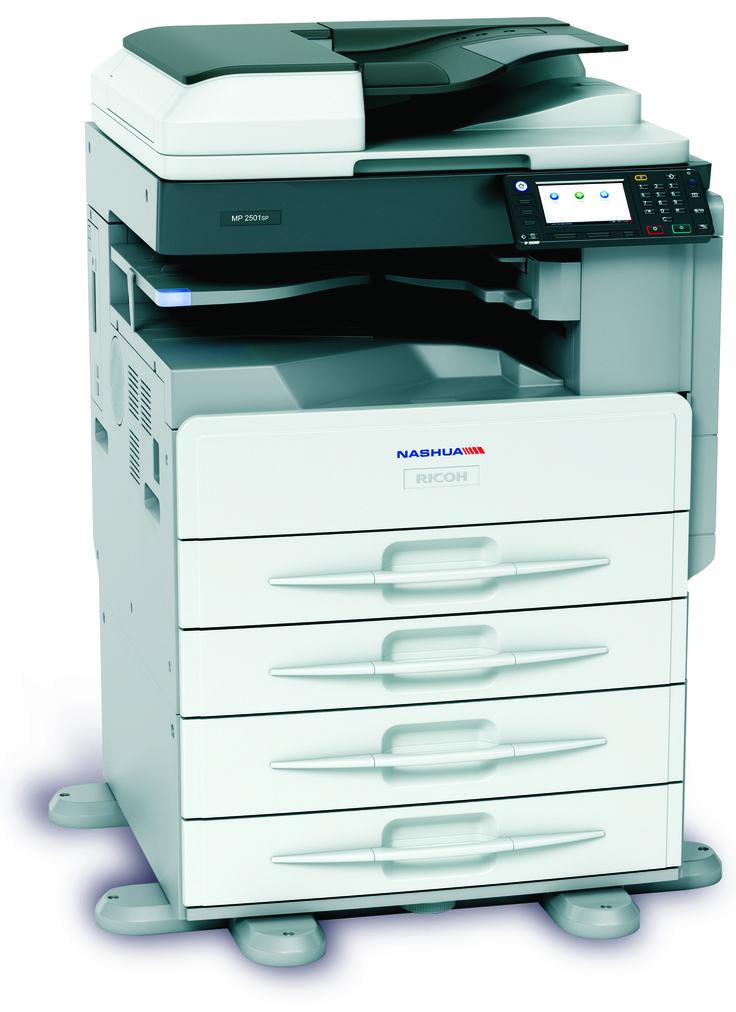 Nashua Product: MP2501SP