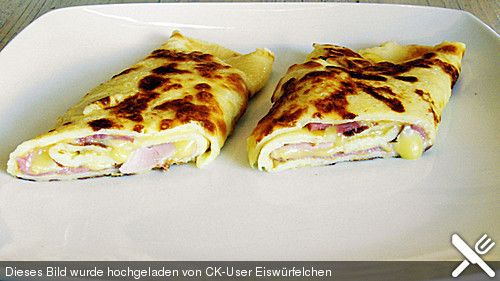 Matze | Deftige Pfannkuchen mit Käse