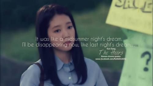 ... Korean Drama Quotes Pinterest Midsummer nights dream, Drama quotes