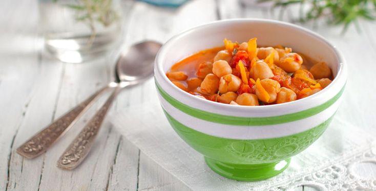 Zuppa di ceci - http://www.piccolericette.net/piccolericette/zuppa-di-ceci/