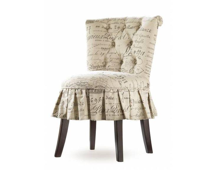 Melange Fifi Vanity Chair Hooker Furniture Star