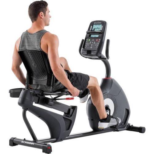 Recumbent-Exercise-Bike-Schwinn-Stationary-Adult-Fitness-Bikes-Cardio-Equipment
