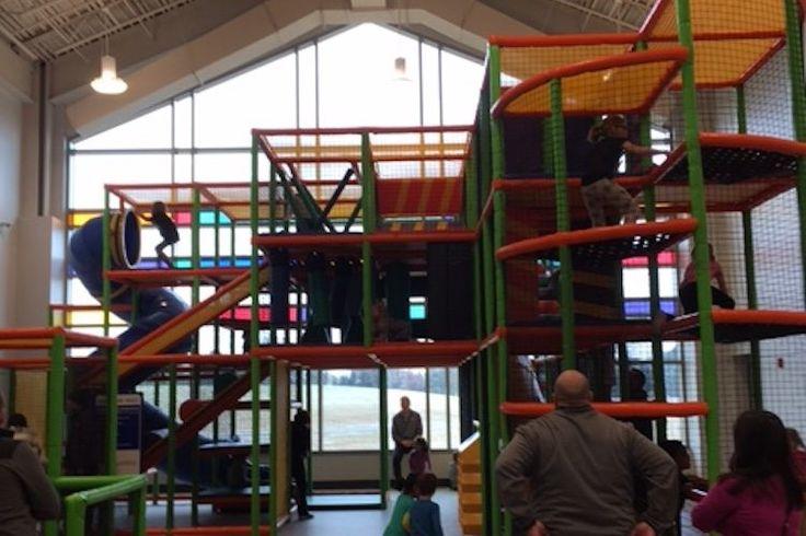 Kid City Indoor Play Space Greenwood Indiana