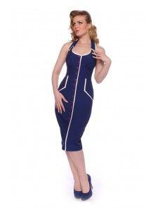 Peggy 1950's Retro Pinup Dress