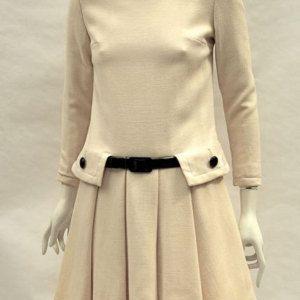 Jean Patou Paris dress, c. 1967