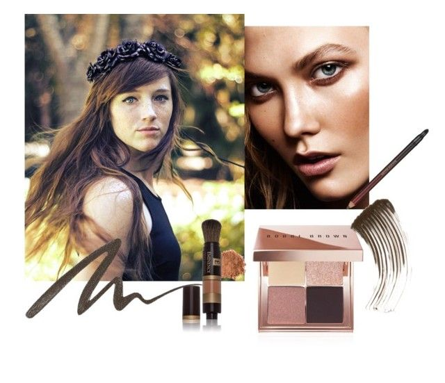 """inspiracion"" by consuelo-cardenas on Polyvore featuring moda, Bobbi Brown Cosmetics, Anastasia Beverly Hills, Flower Gypsies, Kevyn Aucoin, Stila y Eminence"