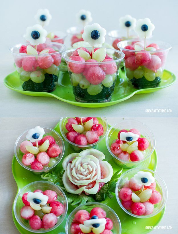Tea Party Food Ideas
