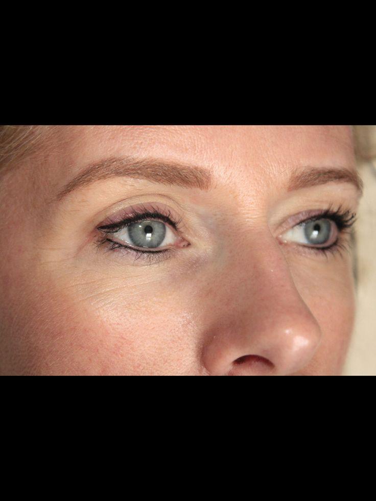 #semipermanent #eyeliner #makeup  https://www.facebook.com/Semi-Permanent-Cosmetics-by-Elisa-Thomas-942498729173499/