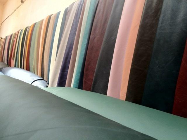 Leather showroom ANATEX