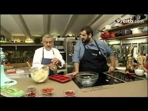 Paco Torreblanca prepara Sablé Bretón con David de Jorge