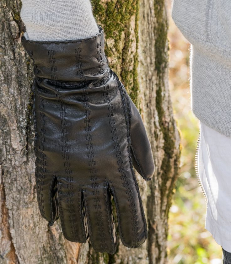 Exclusive leather gloves Made in Hungary www.alpagloves.com