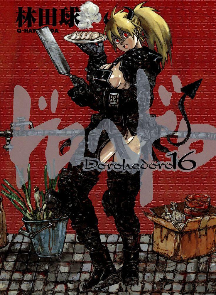 Pin by Андрей on Dorohedoro Anime, Manga art, Anime wall art