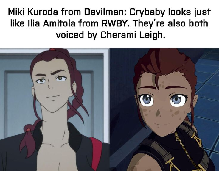 Yea they are practically the same character. They are even both raging lesbians.