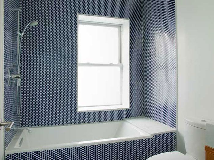 1000 ideas about blue penny tile on pinterest penny Gray Porcelain Tile Kitchen Backsplash Porcelain Tile Bathroom