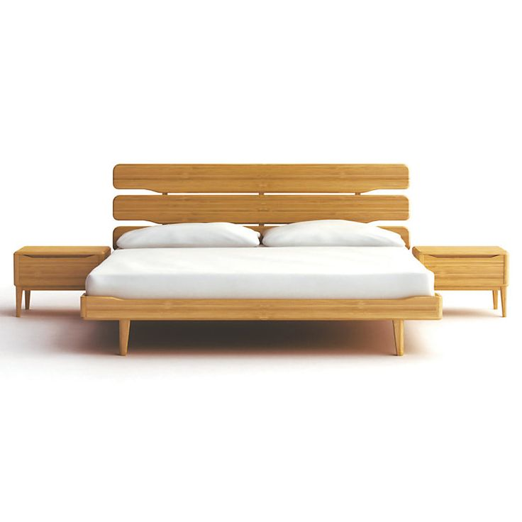 Greenington Bamboo Currant Platform Bed Greenington Current Bedroom  Collection This Bed Is Crafted From Classic Bamboo Which Is Stronger Than  Oak