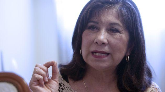 Martha Chávez: El Perú se acercó más al concepto de democracia en los 90's