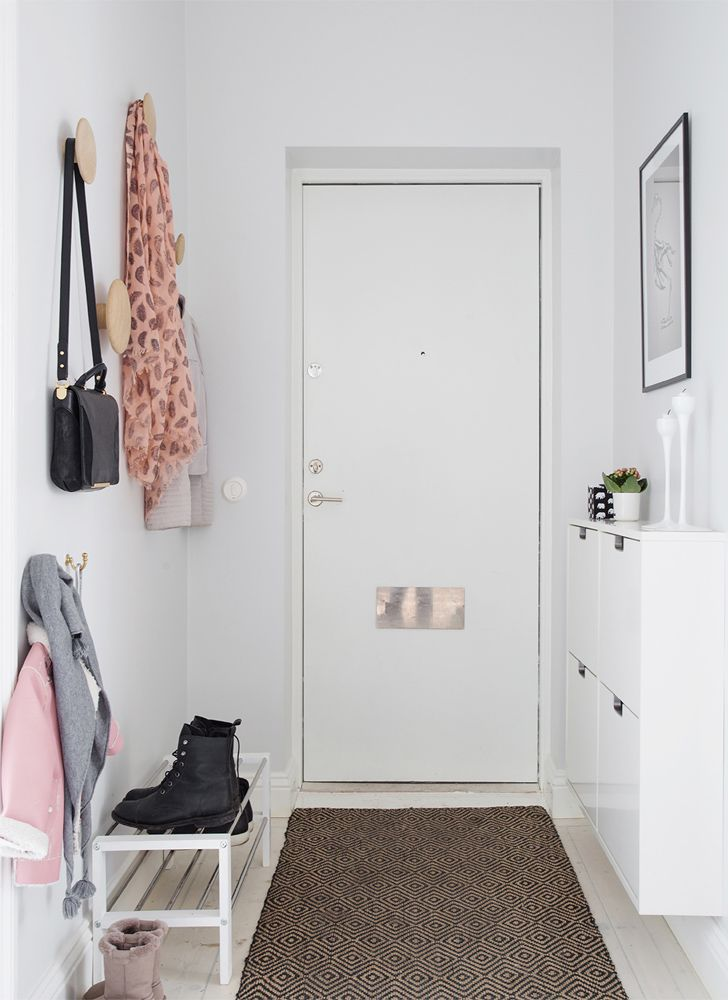The 25 best apartment entrance ideas on pinterest for Small cupboard designs