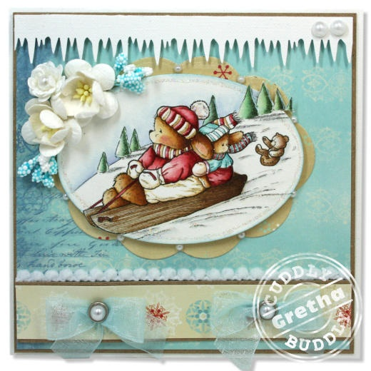 Let's Go Sledging! < Ideas | Cuddly Buddly Crafts