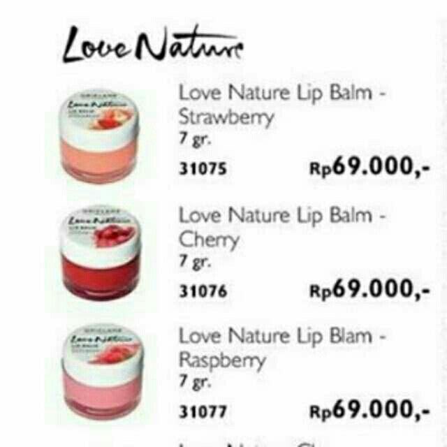 Saya menjual Oriflame love nature lip balm seharga Rp69.000. Dapatkan produk ini hanya di Shopee! https://shopee.co.id/fitrican/224506966/ #ShopeeID