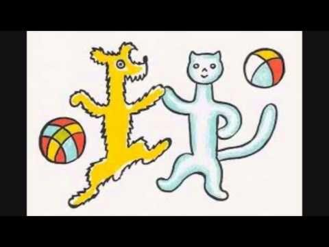 Josef Čapek - Povídání o pejskovi a kočičce (Mluvené Slovo CZ) - YouTube