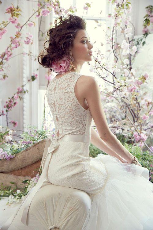 Bridal Gowns, Wedding Dresses by Tara Keely