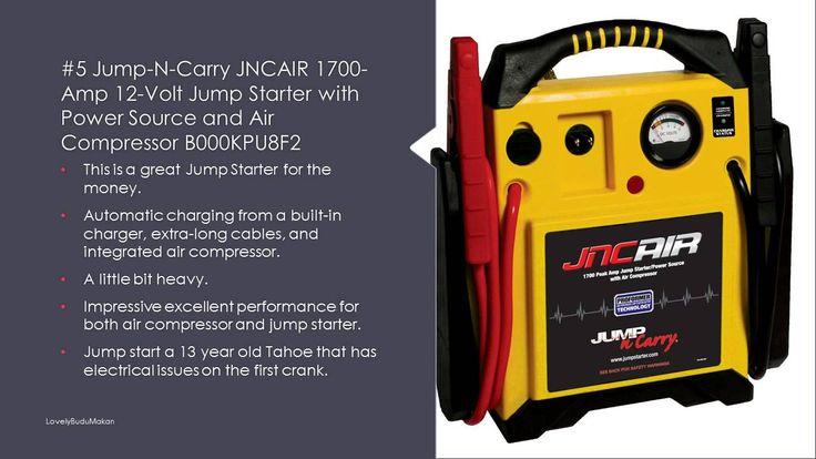 Best Battery Jump Starter Reviews - Jump Starter for Car http://www.slideshare.net/DustinBrownn/the-best-power-jump-starter-reviews-2014