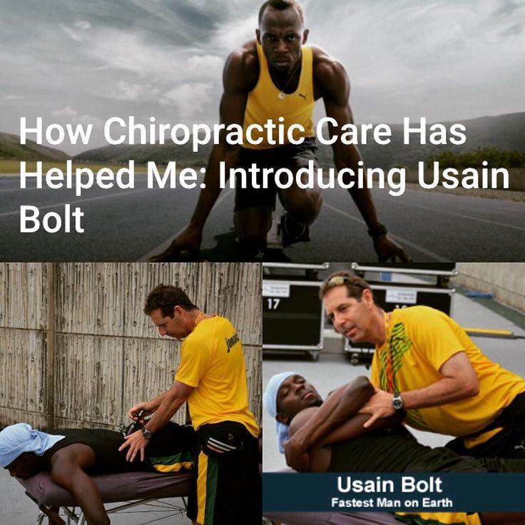 #アスリート と#カイロプラクティック  Chiropractic care helps #conditioning of top #athlete  世界最速の男#ウサインボルト 選手はカイロプラクティックケアを受けていますカイロプラクティックはコンディショニングに有効です定期的なメンテナンスはアスリートの#パフォーマンス を高め#疲労回復 を高めます  #usainbolt  #pain  #肩凝り #腰痛 #頭痛 #マッサージ #カイロプラクティック #筋肉 #メンテナンス #コンディショニング #筋骨格系 #痛み #筋トレ #ボディビルディング #ボディメイク #肉体改造 #筋肉 #muscle #猫背 #反り腰 #運動 #クレーンネック #痺れ
