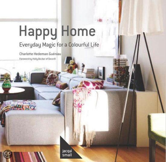 Amazing Bol.com | Happy Home, Charlotte Hedeman Gueniau | 9781906417901 | Boeken