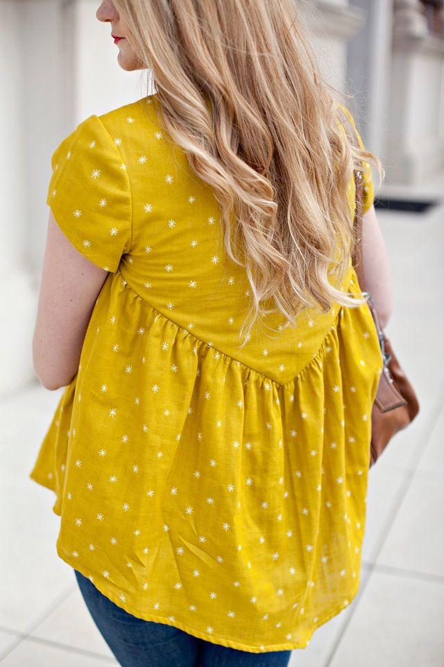 The SOHO blouse / See kate sew