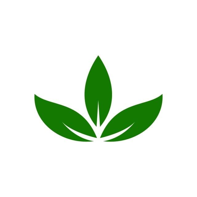 Leaf Icons Vector Design Leaves Green Concept Illustration Isolated Nature Premium Leaf Icon Isolated Png And Vector With Transparent Background For Free Dow Vector Design Graphic Design Templates Leaf Logo