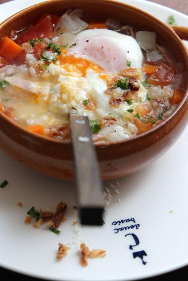 残り野菜と落とし卵のスープ。 by 栁川かおり | レシピサイト「Nadia | ナディア」プロの料理を無料で検索