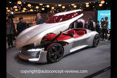 Renault Trezor Concepto eléctrico