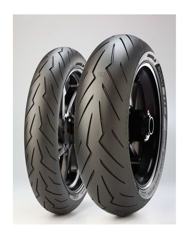 Pirelli infuses technology from the World Superbike Championship into their Diablo Rosso 3 tires. Designed with unprecedented handling this is the evolution ...