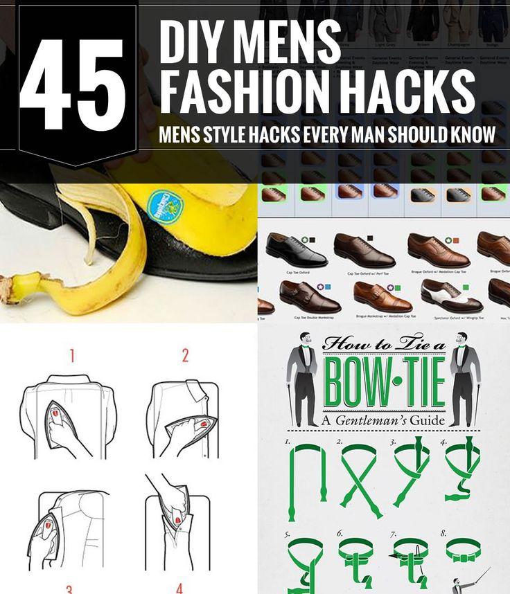 Mens Fashion Hacks Feature 1000 1167 Style Pinterest Men 39 S Fashion Fashion