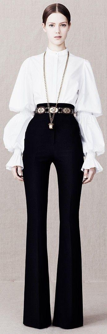 Alexander McQueen Pre-Fall 2013 ♥✤ | Keep the Glamour | BeStayBeautiful