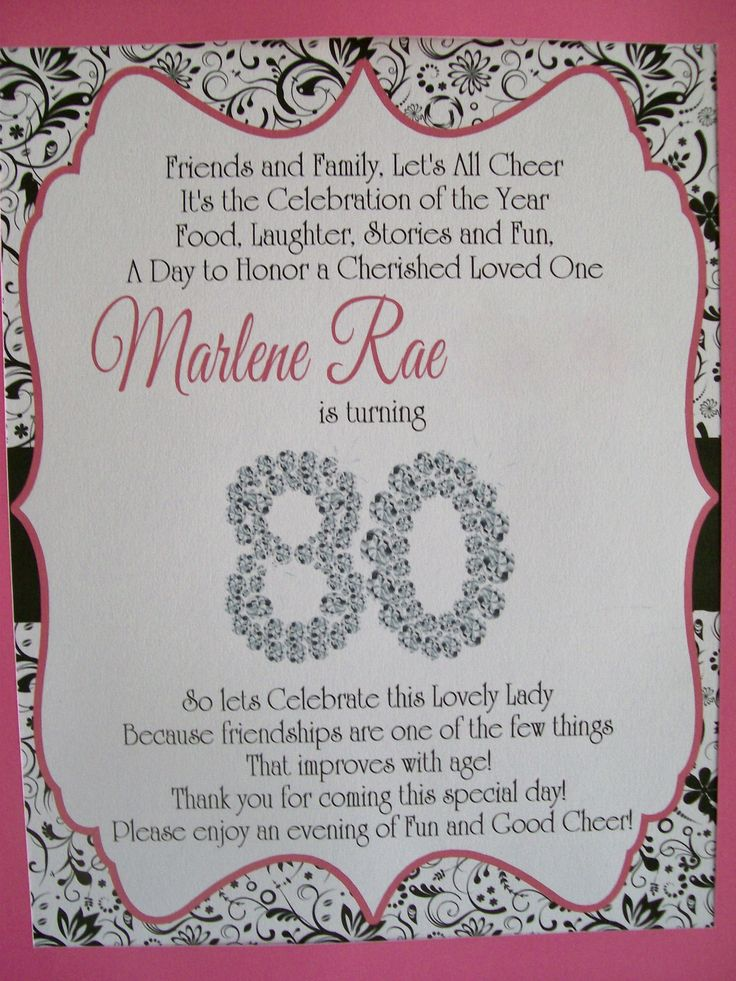 paragraph on grandmother birthday celebration Family matriarch is showered with love on her special day.