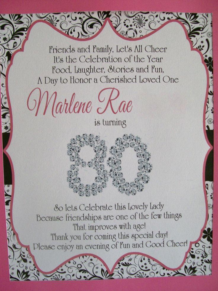 2a7fe2da21478aefadb3dfdf92a3cb13 th birthday parties birthday best 25 grandmother birthday ideas on pinterest 90th birthday,Birthday Invitations 90 Year Old Woman