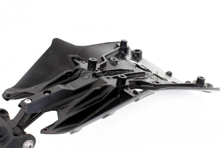 Ducati Multistrada Aluminium undertail #ducati #multistrada