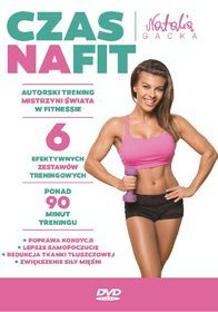 Natalia Gacka: Czas na fit-treningi na DVD