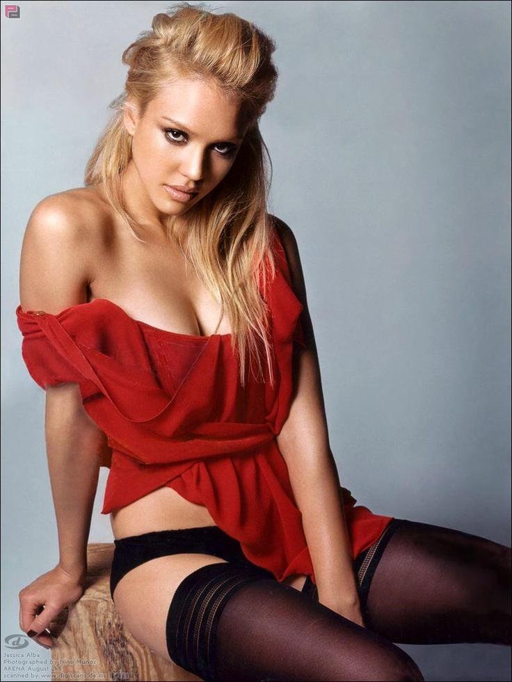 Jessica alba s wet pussy #9