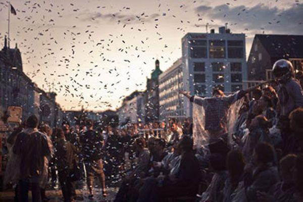 COPENHAGEN: RELAX, RUN, DANCE AND A MERMAID