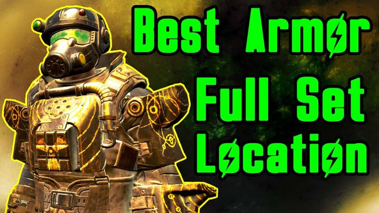 Fallout 4 Best Armor : How to get FULL Marine Assault Armor Set for FREE...