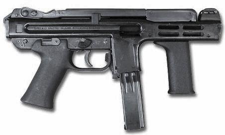 Sites SPECTRE M4 - 9x19mm Luger